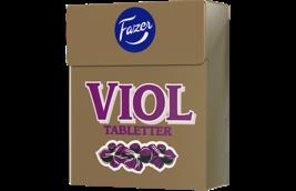 Fazer Viol Liquorice Pastille Box 26 gram - $3.55+