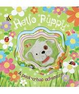 Hello Puppy (Die-cut Animal Board) [Board book] Parragon - $5.06