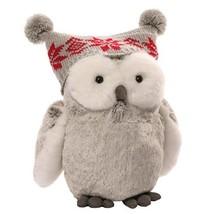 """GUND Christmas Twinkles Snow Owl Plush, 9""""/Medium - $23.85"""