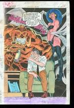 New Titans #102 Production Art Dc Color Guide - $303.13
