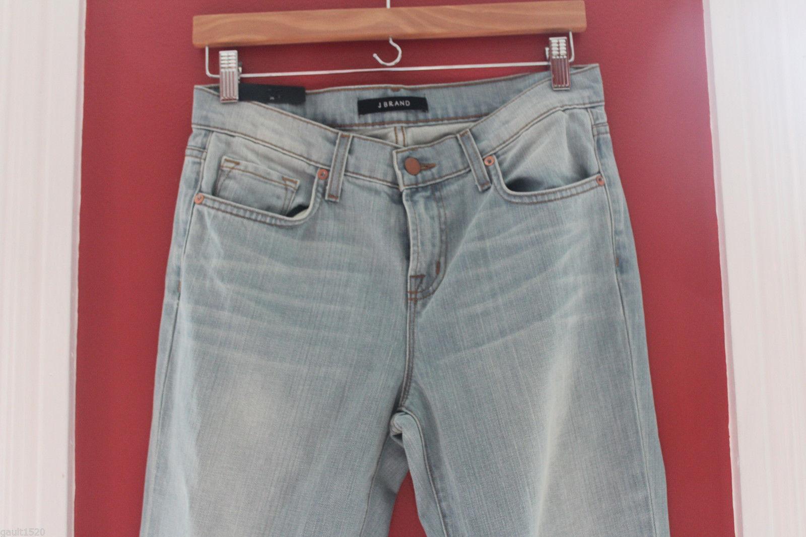 NWT J BRAND Designer Women's Aidan Slouchy Boy Jeans Denim Pants 26 2 $359 image 2