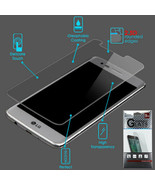 For LG Aristo K8 2017 Fortune Rebel 2 Tempered Glass Screen Protector Fi... - $5.87