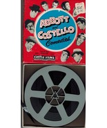 Vintage Abbot and Costello Comedies 8mm Midget Car Maniacs - $9.75