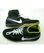 Nike Mens SB Hyperfeel Koston 3 Black White Yellow Strike Skate Shoes Si... - $69.29