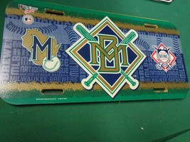 Great Collectible License Plate Tag....MILWAUKEE BREWERS............Free Postage - $7.51