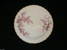 "Vintage Royal China APPLE BLOSSOM 22 KT. GOLD 6¼"" Bread Butter Plate - $7.99"
