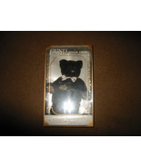 1992 GUND Boxed Collectors' Black Bear - $30.00