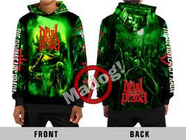 The Devil Wears Prada (Zombie) Metalcore Rock All Over Print Pullover Hoodie  - $57.99+
