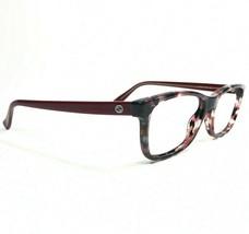 Gucci GG3723 HMW Sunglasses Eyeglasses Frames Square Full Rim Red Tortoi... - $140.24