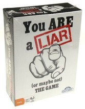 Outset Media You Are A Liar Or Maybe Not The Game Party Family Group Sto... - $15.95