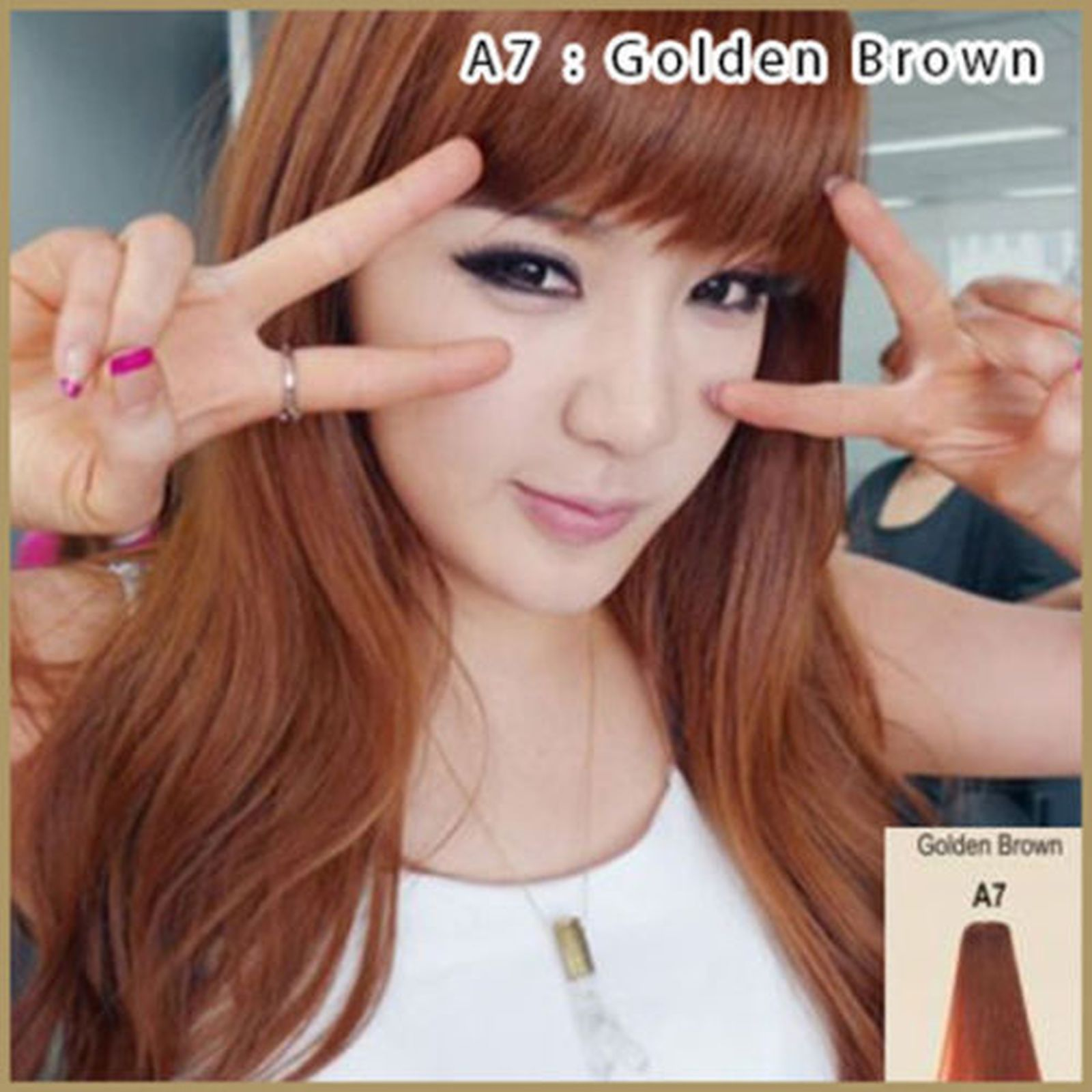 Berina Hair A7 Golden Brown Style Dye Color And 50 Similar Items