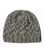 Closet Values Toddler Girls Size 2T-4T Beige Tweed Knit Hat - $8.99