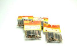 Lot Of 40 Sunpak Electronics DB25 Crimp Type D-Sub Connector Plug - $24.74