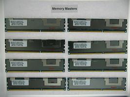 64GB (8X8GB) MEMORY FOR HP PROLIANT DL320 G6 DL360 G6 DL360 G7 DL370 G6 DL380 G6