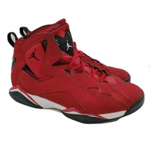 Nike Air Jordan True Flight Mens Basketball Shoes 342964-620 Red Size 12  - $98.99
