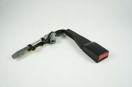 07-2010 bmw x5 e70 front left driver seat belt buckle tensioner retracto... - $74.68
