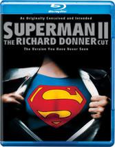Superman Ii-Richard Donner Cut (Blu-Ray/Ws-2.40/Eng Sdh-Eng-Fr Sub)