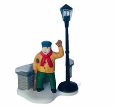 Department 56 Heritage snow village Christmas figurine 5588-3 carol morn... - $17.37