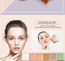 O.TWO.O Paleta De Corretivo Profissional 12 Colors Cosmetic Camouflage C... - $6.00