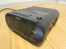 Sony ICF-C218 Dream Machine FM/AM Clock Radio with Alarm - $23.12