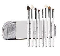 Morphe Jaclyn Hill The Eye Master Collection Brush Set With Bag - $39.99