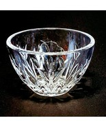 1 (One) WATERFORD THANK YOU Cut Lead Crystal Vanity Dish DISCONTINUED-Si... - $31.58