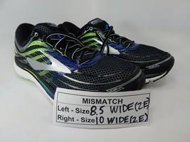 MISMATCH Brooks Glycerin 15 Sz 8.5 2E WIDE Left & Sz 10 2E WIDE Right Mens Shoes