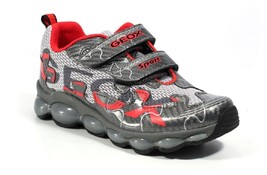 Geox J Tuono Mesh Athletic Sport Sneakers (Toddler) Size 10.5 EUR 28 - $39.59
