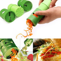 Multifunction Vegetable Fruit Cucumber Turning Cutter Slicer Fruit Veget... - €10,52 EUR