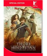 Thugs Of Hindostan Hindi DVD - Amirk Khan, Amitabh Bachan, Katrina Kaif ... - $24.74