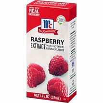 McCormick Raspberry Extract With Other Natural Flavors, 1 fl oz - $12.82