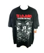 Te Lo Juro Men's T-shirt Black NWT 3XL XXXL - $19.79