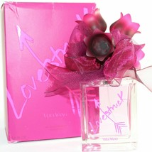 LOVE STRUCK IN DAMAGE BOX BY VERA WANG 3.4 OZ EDP SPRAY FOR WOMEN - $29.70