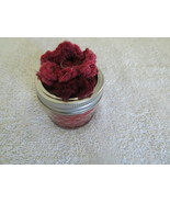 Apple Blossom  Handcrafted Jar Candle - $4.99