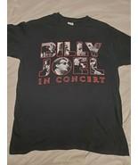 "2017 BILLY JOEL ""IN Concert"" Tour medium T-Shirt PIANO MAN (dk) - $29.70"
