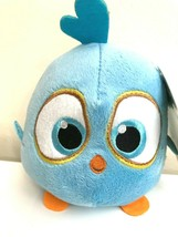 """6"""" Blue Angry Birds Hatchlings Plush Toy . Licensed. New - $16.99"""