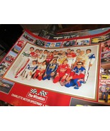 """The Winston Charlotte Motor Speedway , Poster , 30"""" X 24"""" , RePrinted fo... - $119.91"""