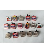 Disney Trading Pins Official Cars Themed Lot of 16 - $27.89