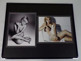Sharon Stone Framed 16x20 Photo Display - $74.44
