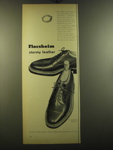 1950 Florsheim Advertisement - The Viking S-1378 Shoes - $14.99