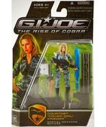 Courtney Cover Girl Krieger GI Joe The Rise of Cobra Action Figure by Ha... - $69.29