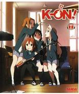 K-On! (keion) Season 1, volume 1 (episodes 1-4) Blu-ray, Widescreen - $14.99