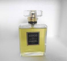 Coco Chanel Paris 3.4oz 100ml Eau de Parfum- 90+% Full,No Box - $59.99