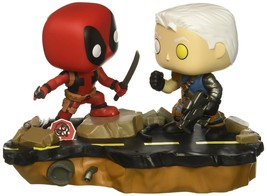 Funko Pop Marvel: Comic Moments-Deadpool Vs. Cable Collectible Figure, M... - $24.52