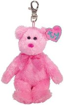 Ty Dazzler - Bear Keychain - $17.50