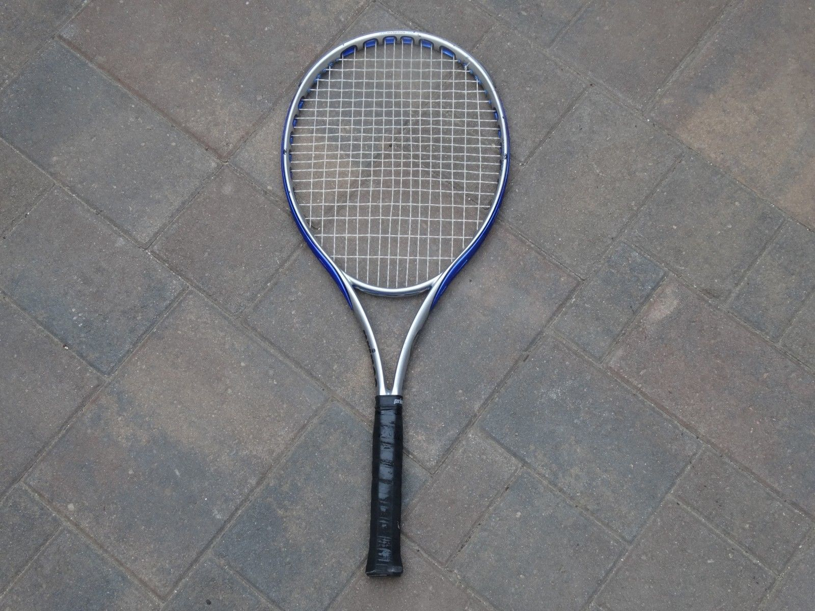 PRINCE O3 SPEEDPORT BLUE 110 TENNIS RACQUET 3 (4 3/8) PRINCE used racket