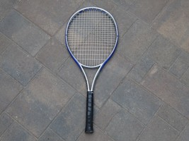 PRINCE O3 SPEEDPORT BLUE 110 TENNIS RACQUET 3 (4 3/8) PRINCE used racket - $98.99