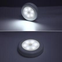 6 LED Night Light PIR Motion Sensor Energy Saving Wireless Smart Lamp Sa... - $5.78