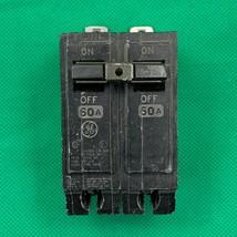 GE General Electric Type THQB Circuit Breaker 60 Amp 2 Pole - $16.82