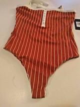 Hurley QD Rise Bodysuit Size Medium image 1